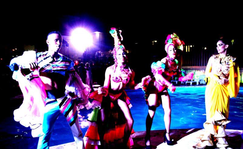 pool party havana